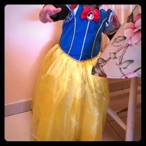Disney Toddler Girls Princess Snow White Costume